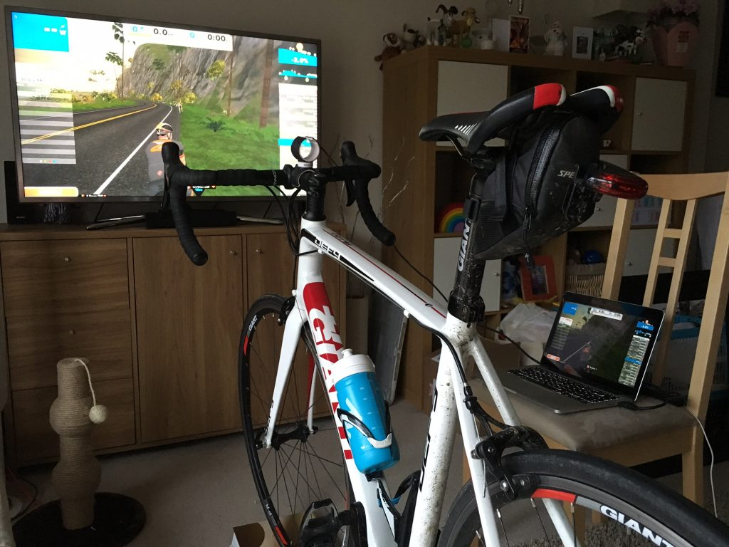 How to: Cycle with Zwift (a basic guide) - The Hays