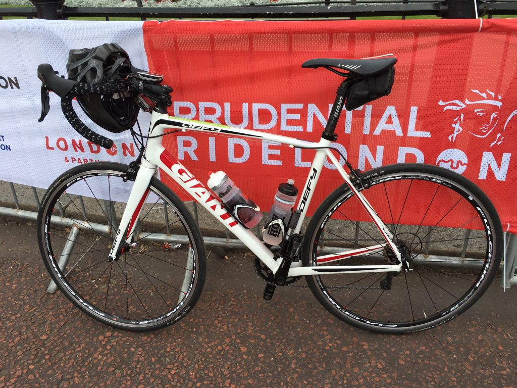 Sportives: My debut century at RideLondon